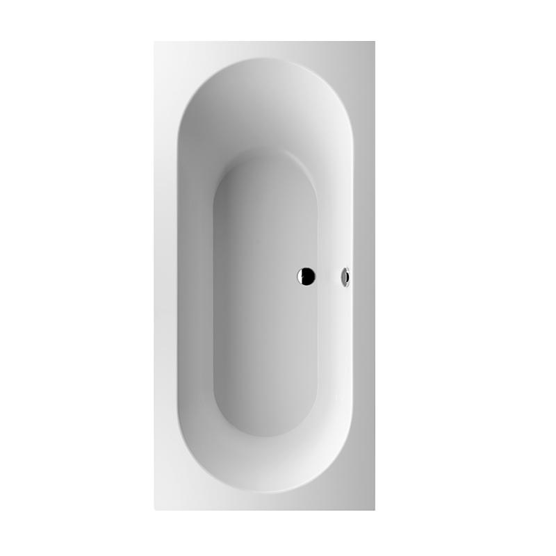 villeroy boch oberon badewanne quaryl einbaubadewanne. Black Bedroom Furniture Sets. Home Design Ideas